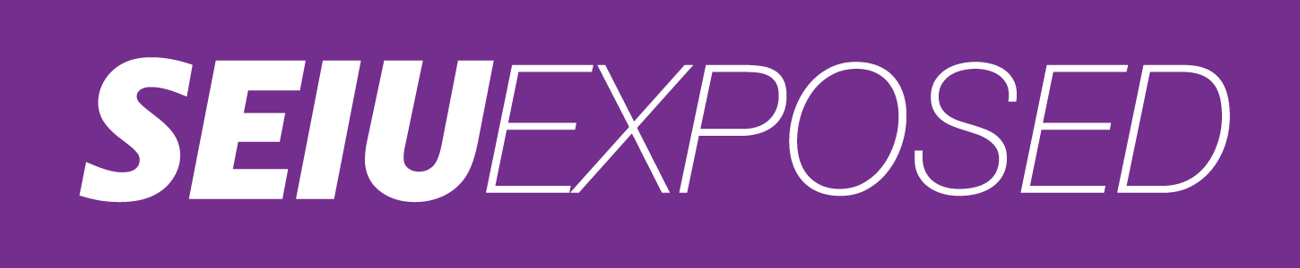 SEIU Exposed logo